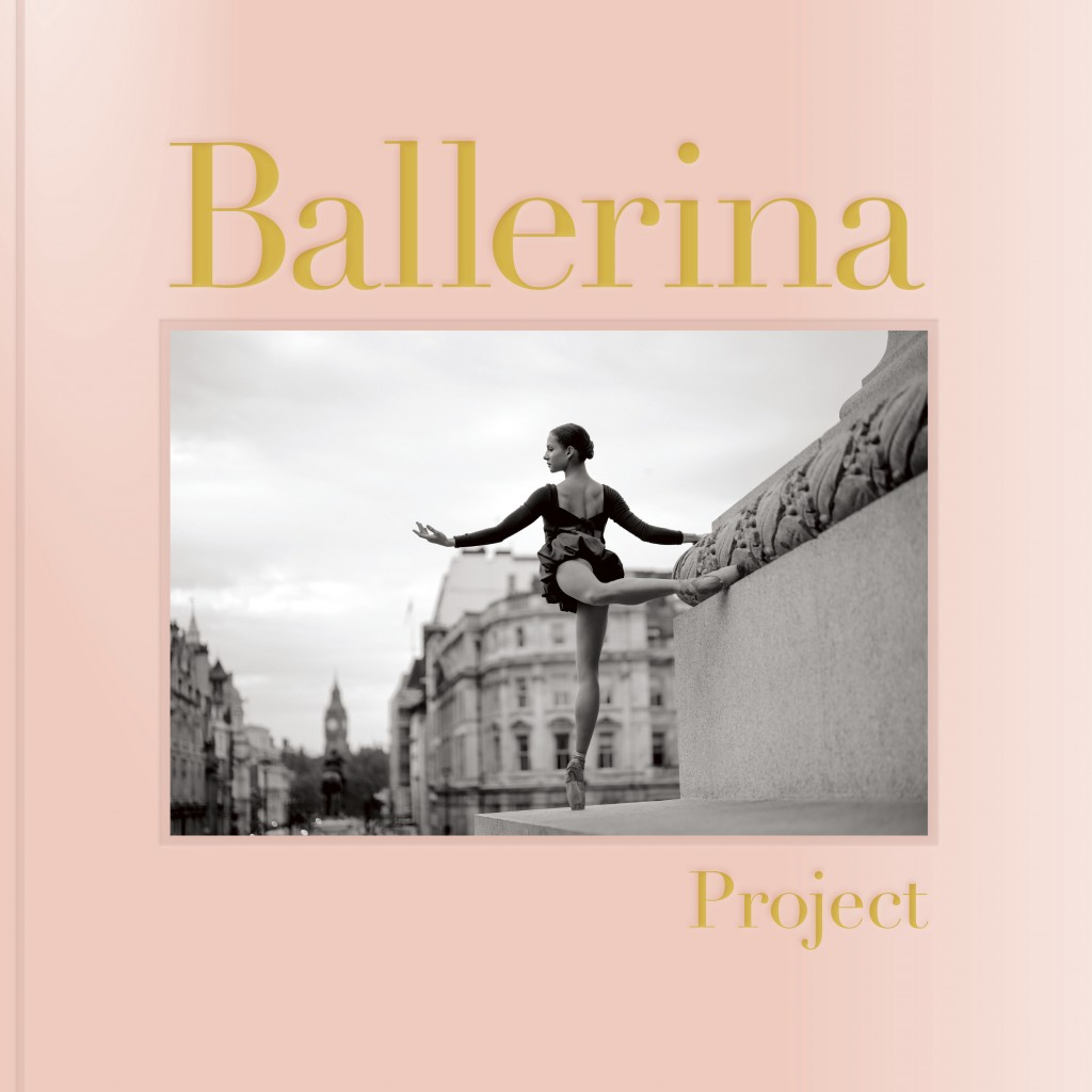 "This cover image released by Chronicle Books shows ""Ballerina Project,"" photographs by Dan Shitagi, who has parlayed the popularity of his Instagram f..."