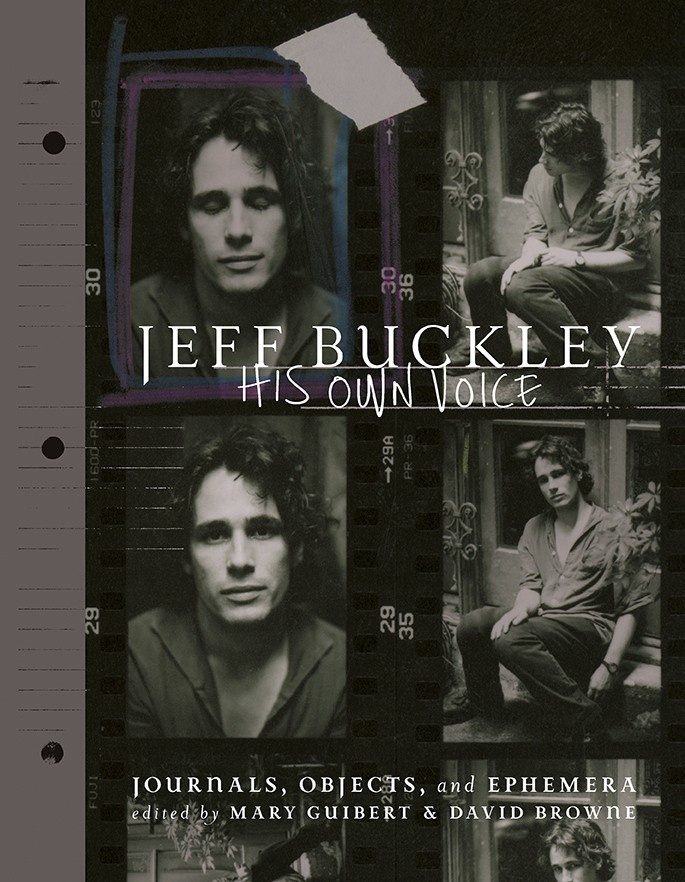 "This cover image released by Da Capo Press shows ""Jeff Buckley: His Own Voice,"" edited by Mary Guibert and David Browne. Coinciding with the 25th anni..."