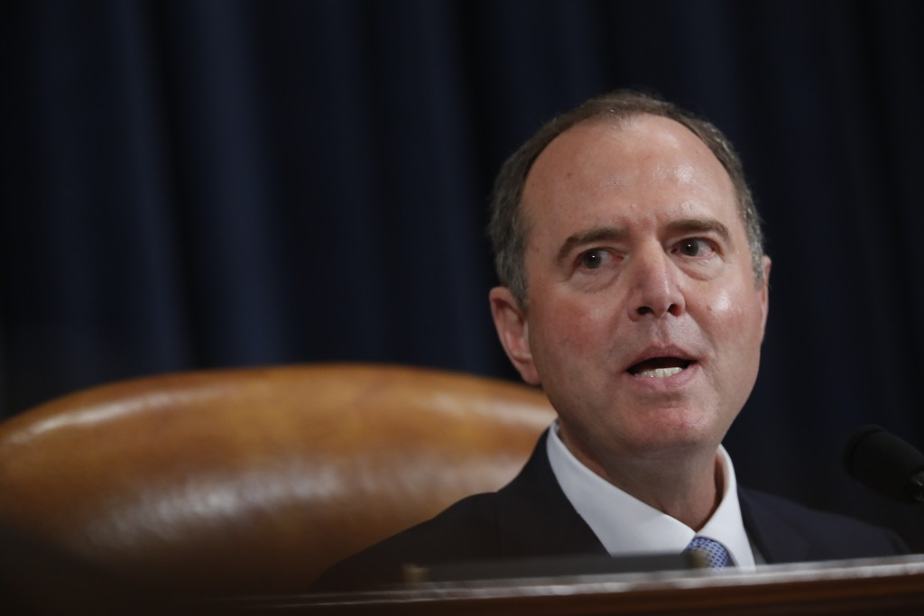 Schiff: I have 'nothing' to testify about if called for impeachment trial