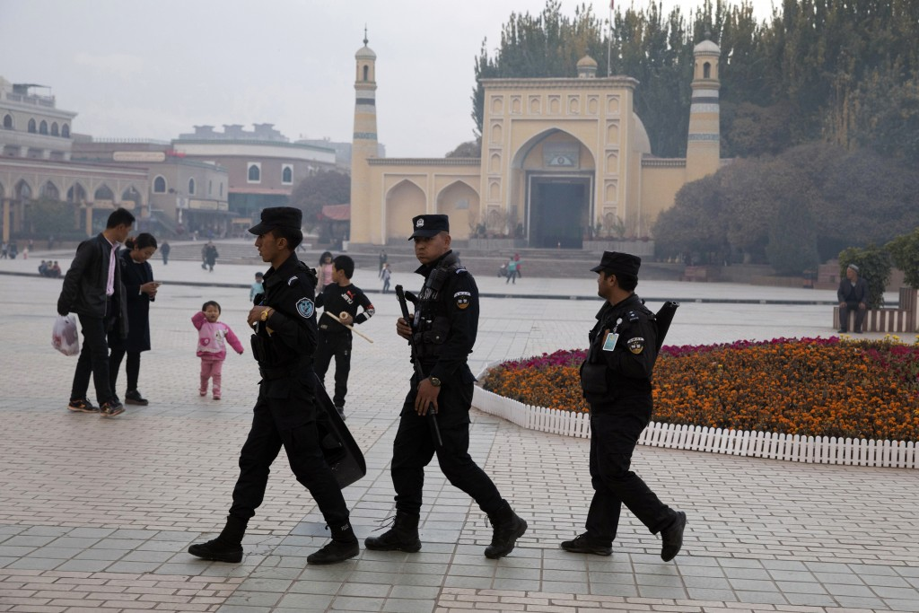 More secrets of China's Xinjiang camps leaked to foreign media
