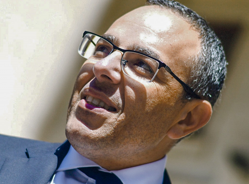 Undated file photo of Malta Prime Minister Joseph Muscat's former chief of staff Keith Schembri, who was arrested this week for questioning as a perso...
