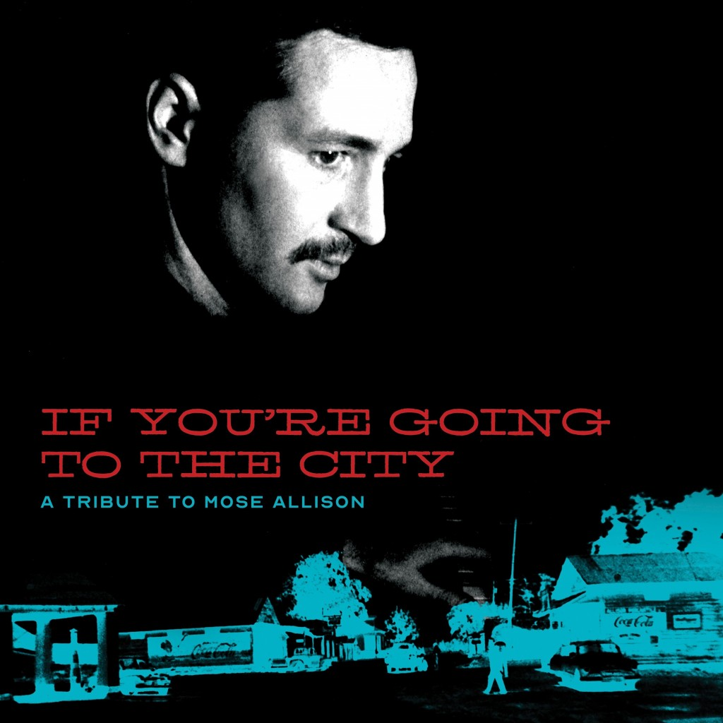 "This cover image released by Fat Possum shows ""If You're Going to the City:  A Tribute to Mose Allison"" performed by various artists. (Fat Possum via ..."