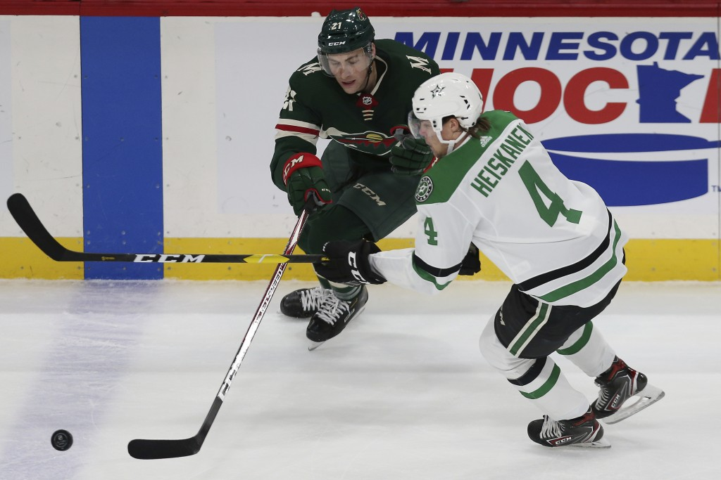 Minnesota Wild vs. Dallas Stars - 12/1/19 NHL Pick, Odds, and Prediction