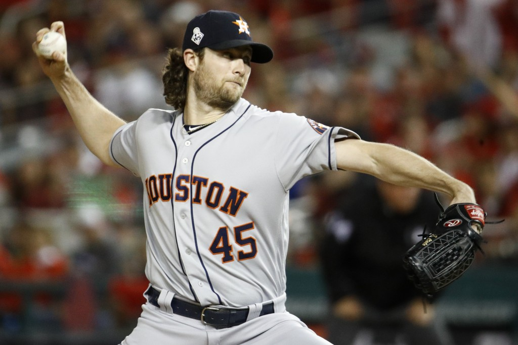 Yankees to meet with Gerrit Cole, Stephen Strasburg