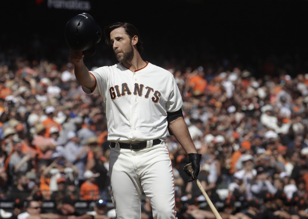 Arizona Diamondbacks sign Madison Bumgarner to a 5-year deal