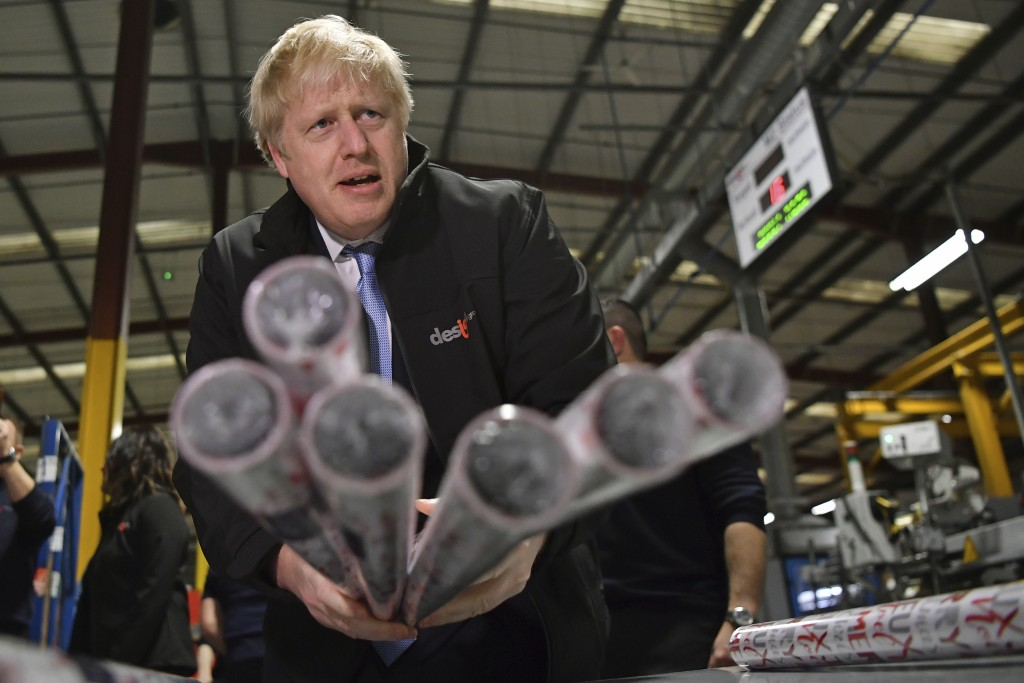 Victory for nationalism? Johnson's win puts UK's future in doubt
