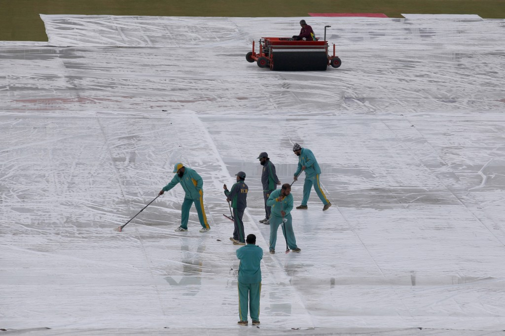 Fourth day's play called off in historic Pakistan Test