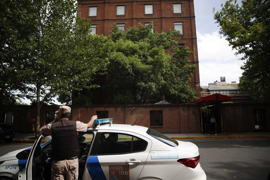 British tourist shot dead in Argentina robbery attempt