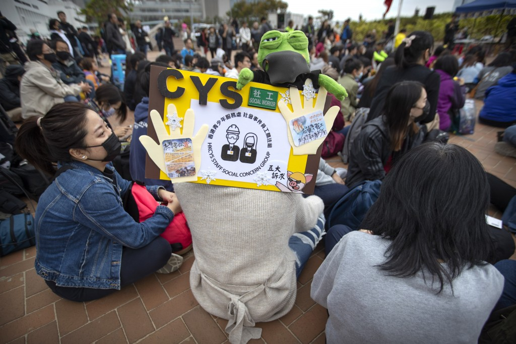 China's Xi praises Macau while protests rock Hong Kong