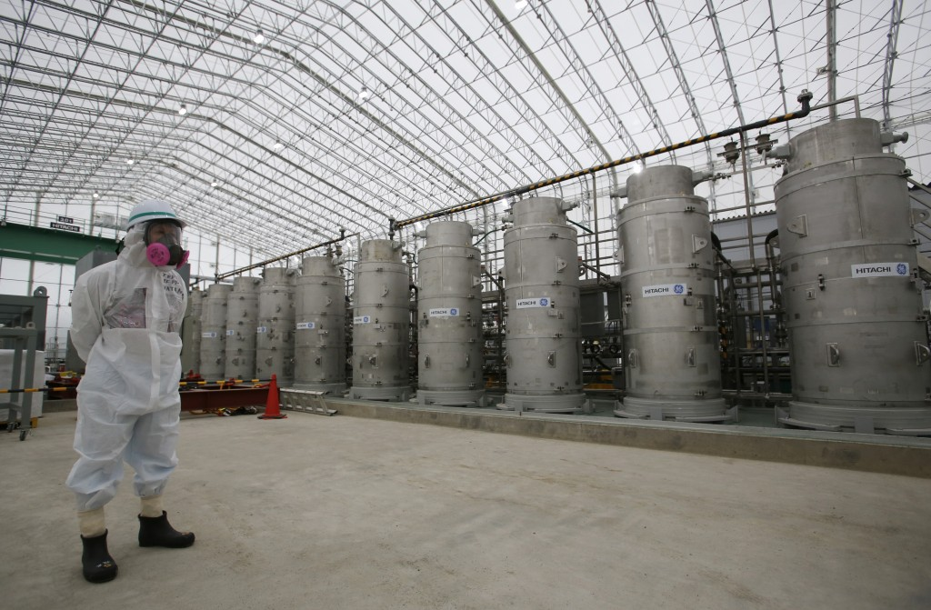 Japan could release Fukushima radioactive water into environment