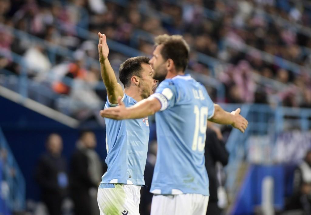 'Magical' Lazio down Juventus in Saudi for Super Cup win