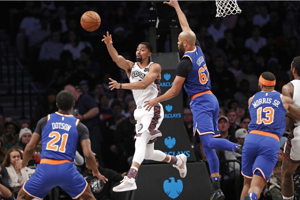 Brooklyn Nets have historically bad shooting night in loss to Knicks