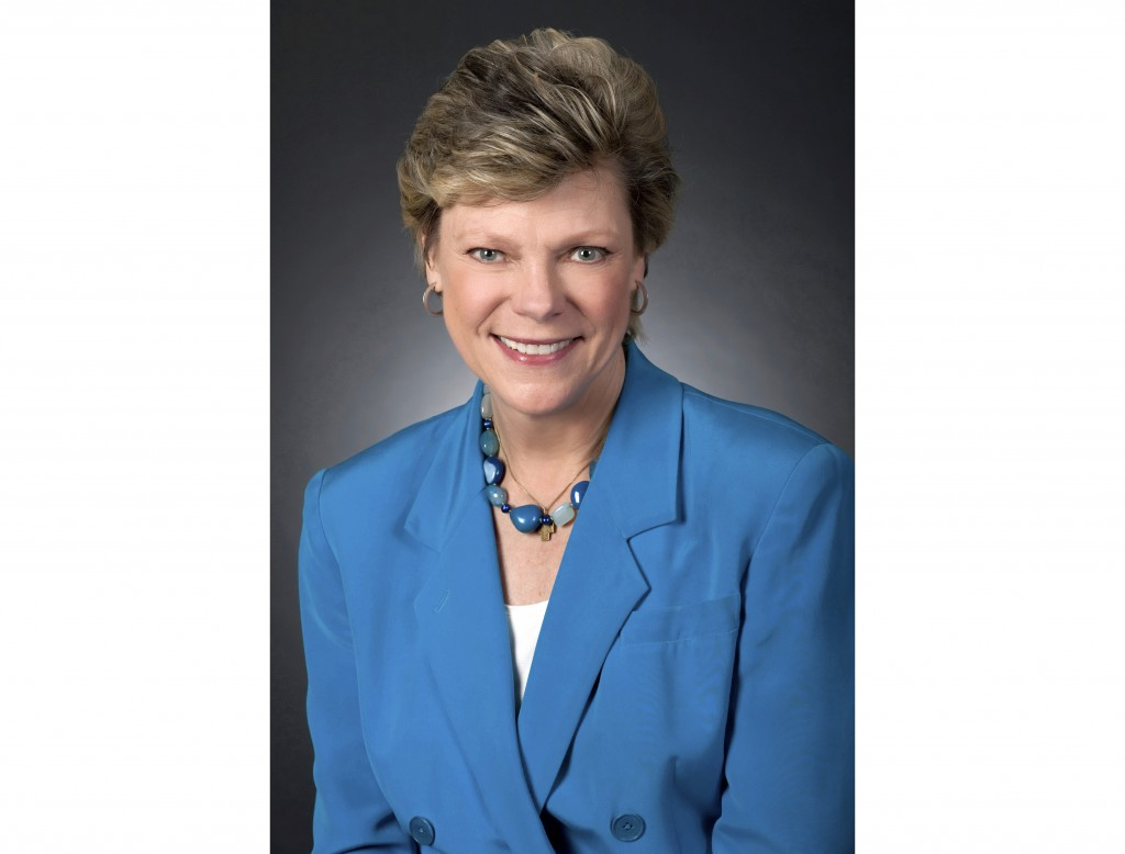 This photo released by ABC News shows political journalist Cokie Roberts in Washington. Roberts, who covered politics in Washington for ABC News and N...