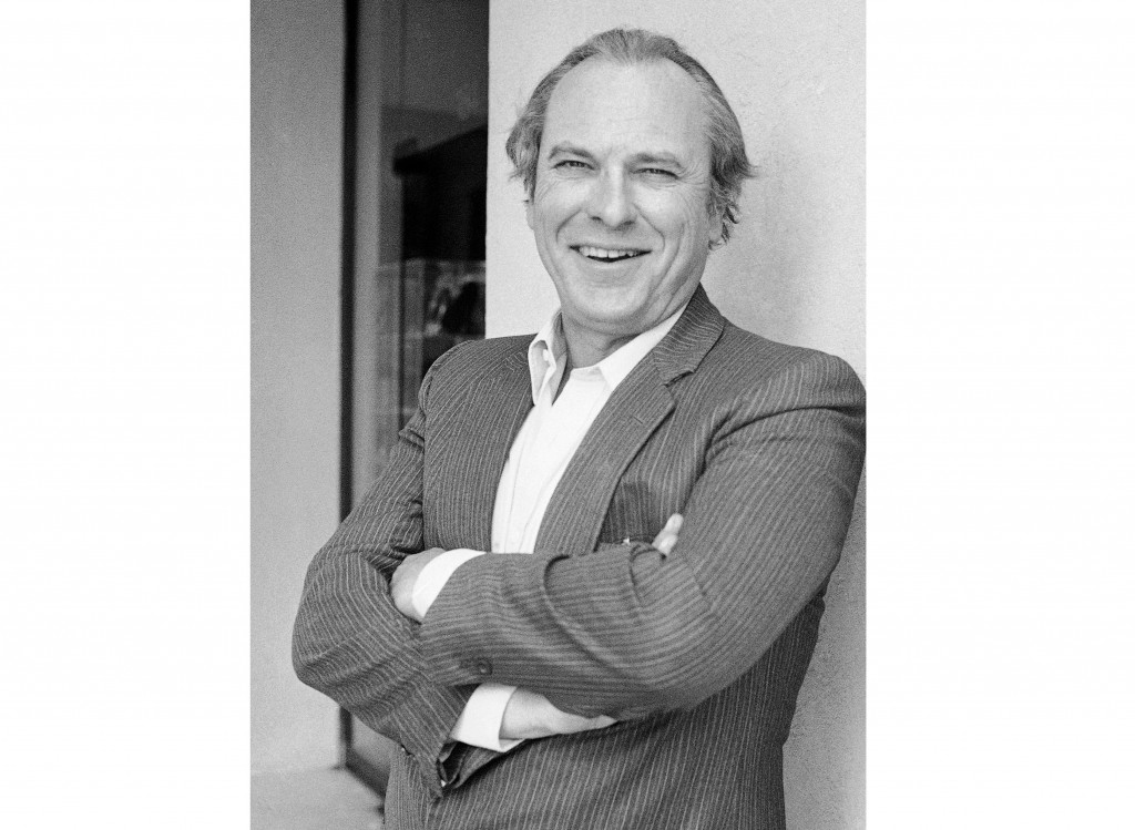Actor Rip Torn appears in Los Angeles on March 2, 1984. The free-spirited Texan who overcame his quirky name to become a distinguished actor in televi...