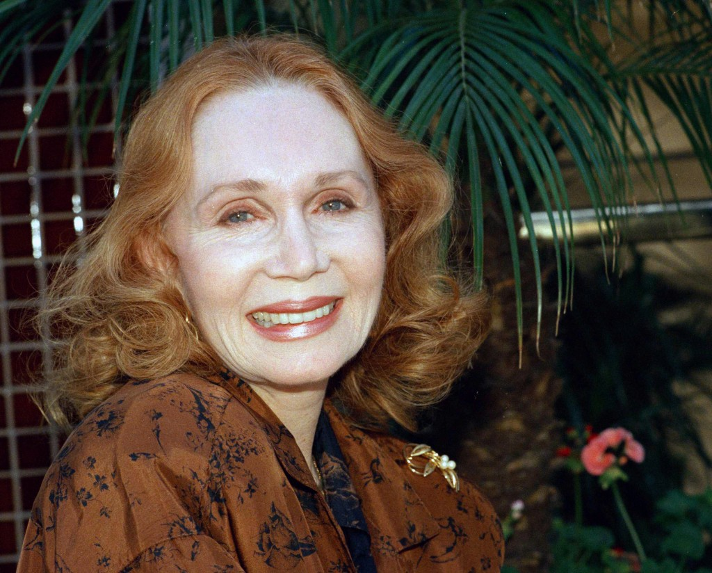 Actress Katherine Helmond poses for a portrait in Los Angeles on June 22, 1988. The Emmy-nominated and Golden Globe-winning actress who played matriar...
