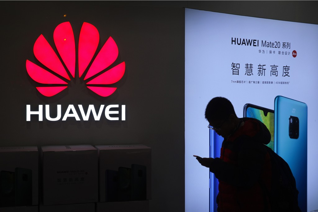Huawei 2019 sales to rise 18% despite USA pressure
