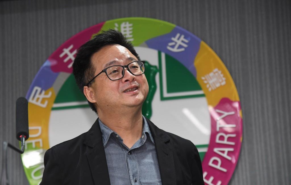 民進黨秘書長羅文嘉(照片來源:資料照片/中央社提供)