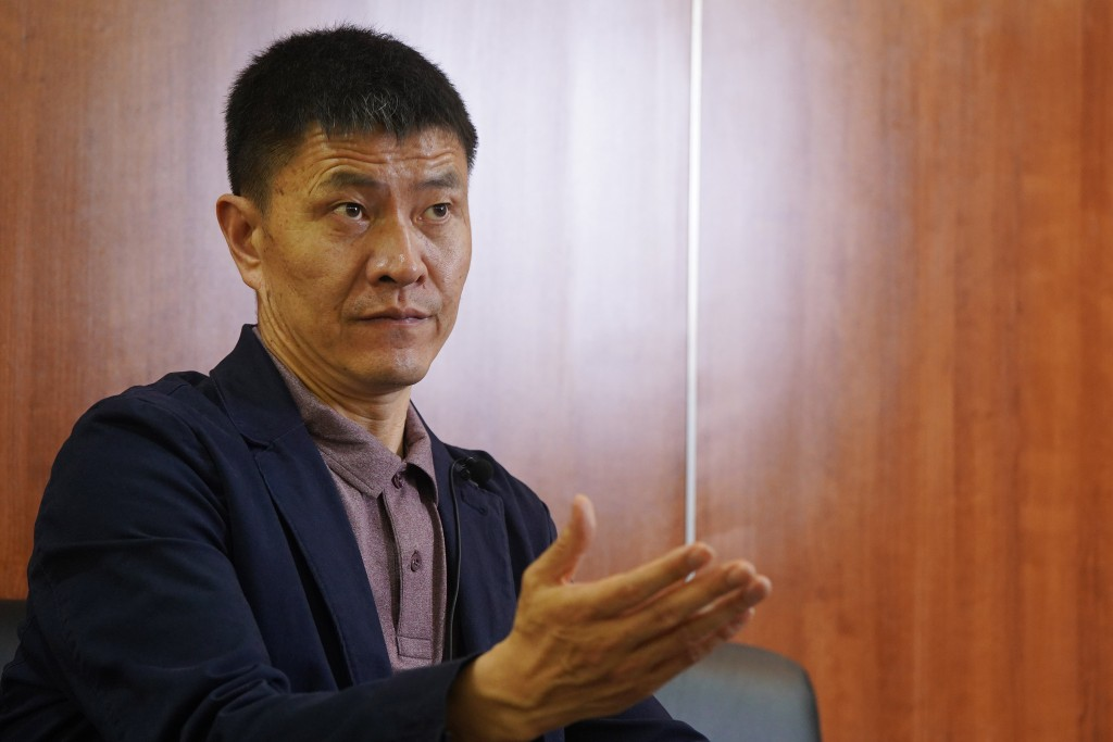 June Fourth Incident activist believes DPP can do more to support Hong Kong's democratic movements
