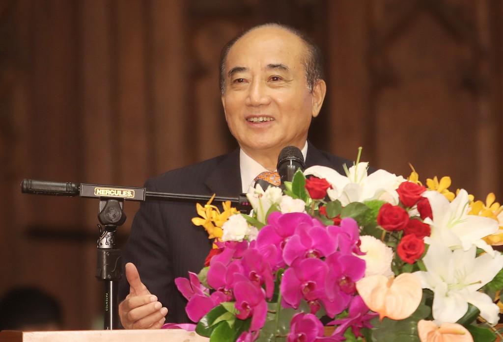 王金平出席台灣師範大學97週年校慶大會