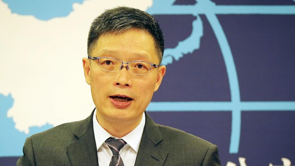 香港近來爆發「反送中」大遊行,國台辦發言人安峰山 12日堅稱北京對香港的「一國兩制」獲得了舉世矚目的 成功。他表示,「一國兩制」在台灣