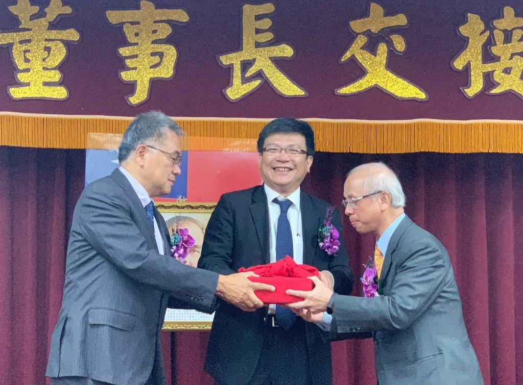 台糖19日舉行董事長交接典禮