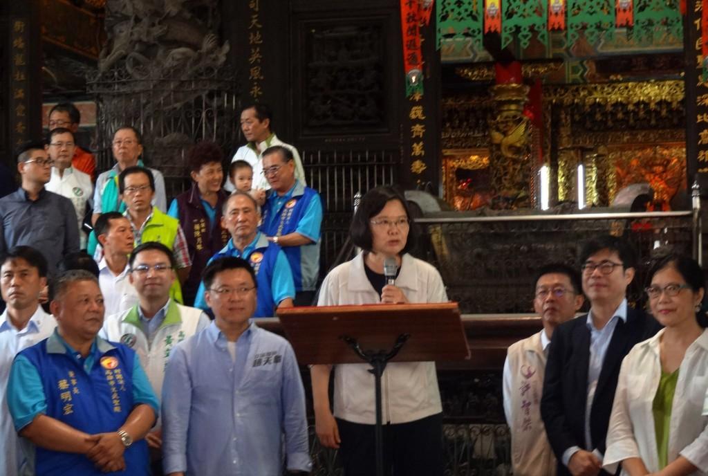 President Tsai Ing-wen (Source: CNA)