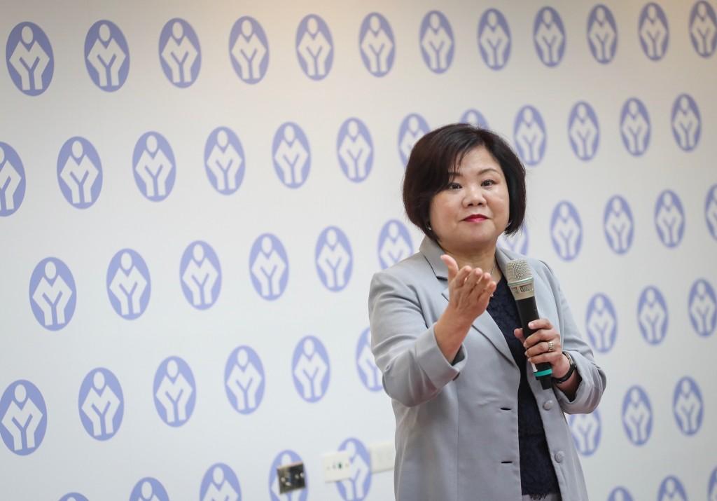 Labor Minister Hsu Ming-chun (CNA photo)
