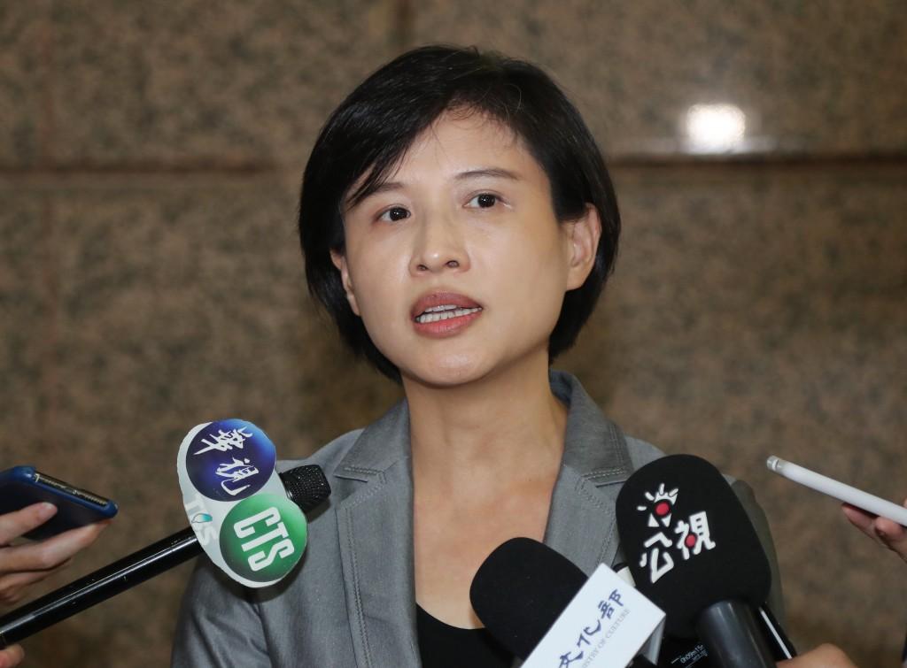 Minister of Culture Cheng Li-chun (Source: CNA/ File photo)