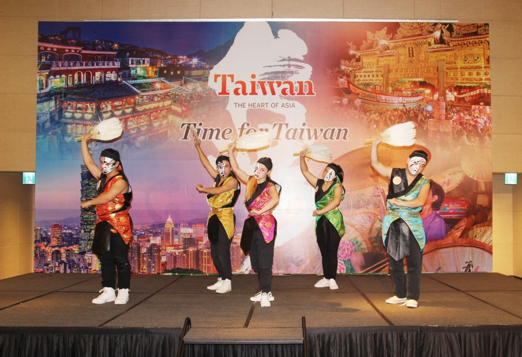Taiwan promotes tourism in Vietnam (CNA photo)