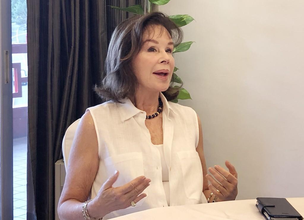Maria Luisa de Cossio de Gonzales Posada (CNA photo)