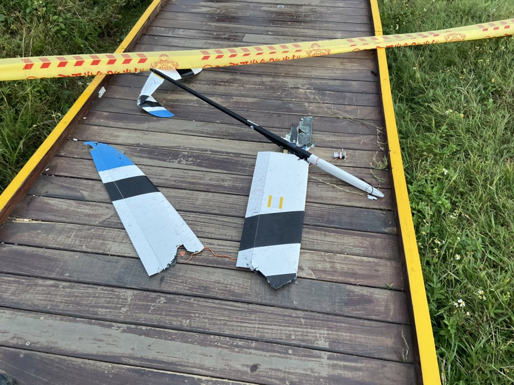 American behind fatal RC glider crash in S. Taiwan released on bail