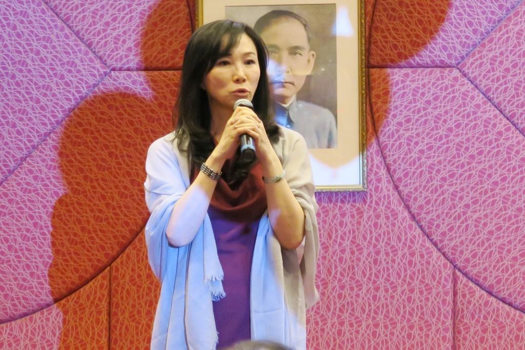 Lee Chia-fen.