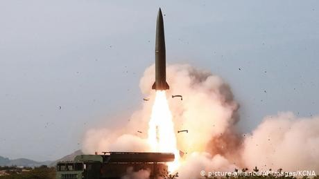 North Korea: Kim Jong Un satisfied over weapons test