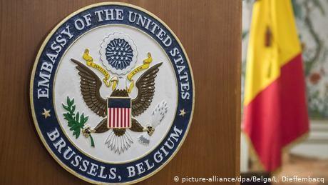 Belgium arrests suspect over US embassy attack plot