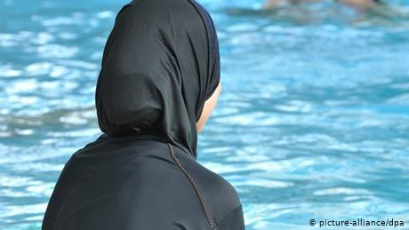 France: Muslim women in Grenoble defy burkini ban