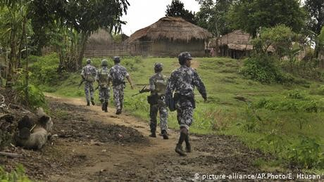 UN fears Myanmar internet blackout a 'cover' for abuses