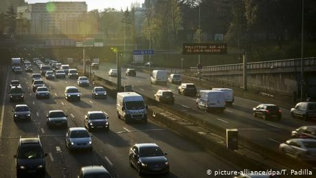 Court rules French state responsible for air pollution