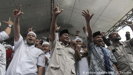 Indonesian court rejects election-rigging claims from ex-general