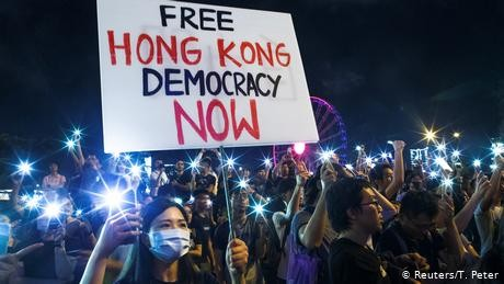 Hong Kong protests pit the city's young against the old