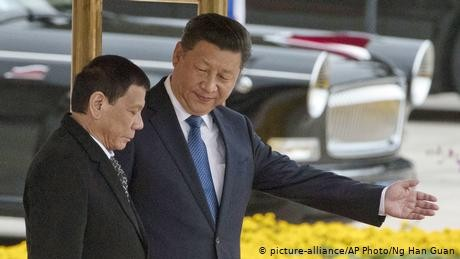 China rejects PH arbitral victory on South China Sea anew