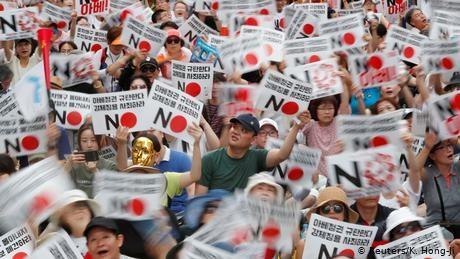 Japan-South Korea dispute shows no signs of a    | Taiwan News