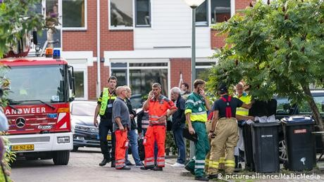 Shooting in Dutch city of Dordrecht causes 'multiple victims,' police say