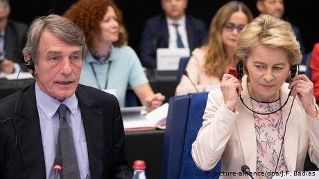 Von der Leyen facing revolt over commissioner's 'Protecting European Way of Life' title