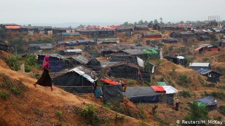 Bangladeshi soldiers accused of raping 12-year-old Rohingya refugee girl