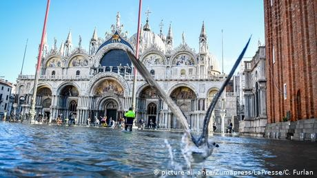 Venice Suffers Worst Flooding in 50 Years
