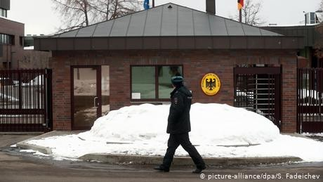 Russian Federation to expel two German diplomats in tit-for-tat move