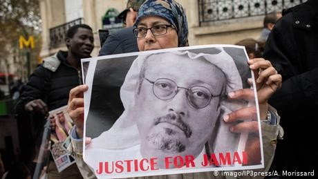Saudi court sentences five to death over Khashoggi killing