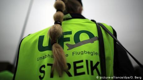 German union threatens fresh Lufthansa strikes after holidays