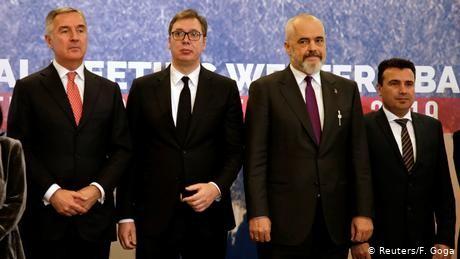 'Little Schengen' — Western Balkan nations agree to boost ties for EU bid
