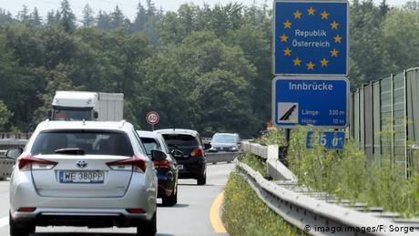 Austria's Tyrol province imposes driving bans to curb tourist traffic